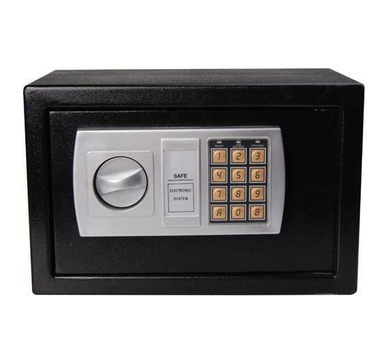 HomCom Electronic Lock Security Safe by HomCom