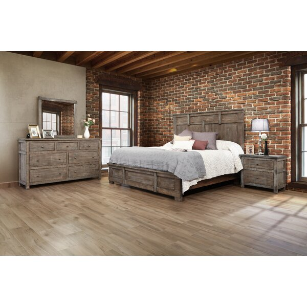 San Angelo Panel Configurable Bedroom Set by Artisan Home Furniture