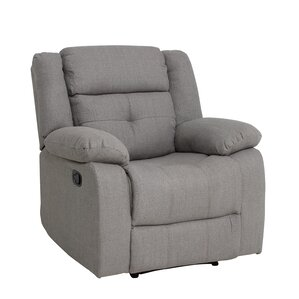 Torie Manual No Motion Recliner by Red Barrel Studio