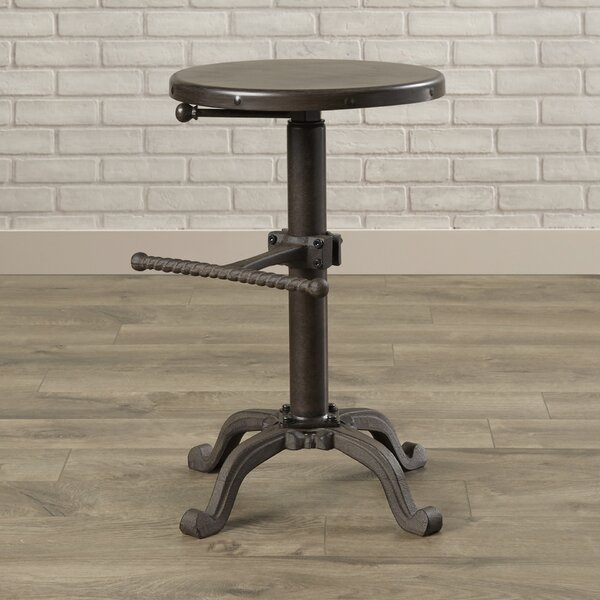 Cyrus Restoration Stool by Williston Forge