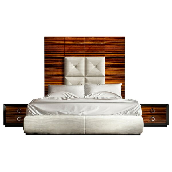 Huggins Standard 3 Piece Bedroom Set by Latitude Run