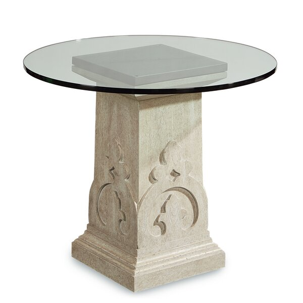 Carolin End Table by One Allium Way