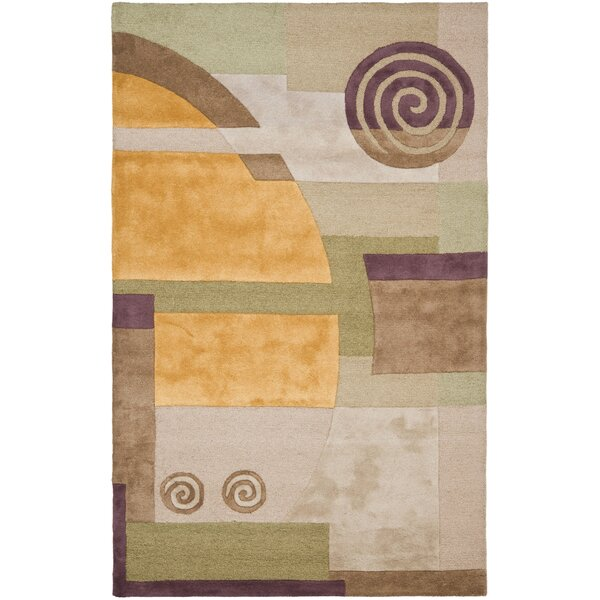 Rodeo Drive Beige Area Rug by Safavieh