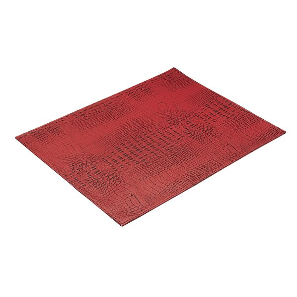 Crock Reversible Placemat by Red Pomegranate