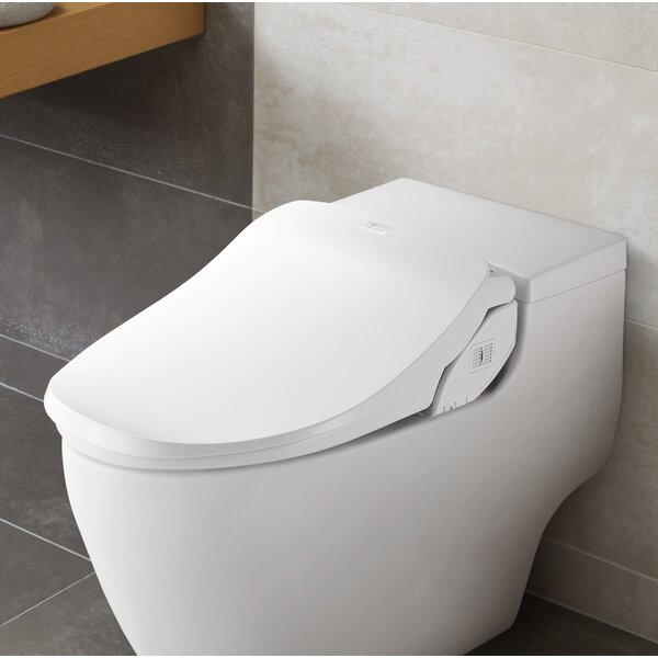 Slim Two Toilet Seat Bidet by Bio Bidet