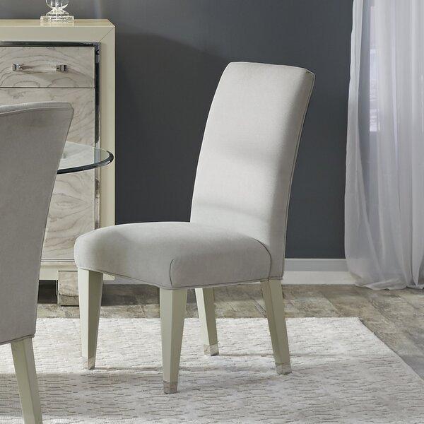 Linneus Upholstered Dining Chair (Set of 2) by Rosdorf Park Rosdorf Park