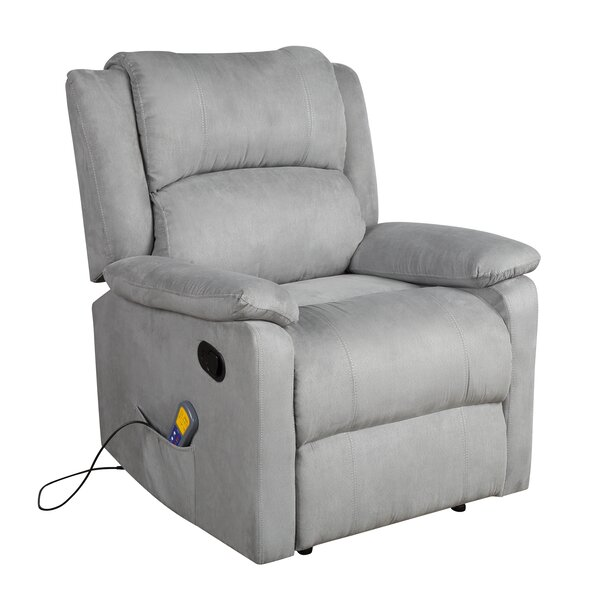 Reclining Heated Full Body Massage Chair By Winston Porter