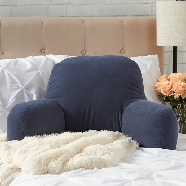 BriarCreek Bed Rest Pillow by Latitude Run