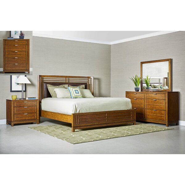 Southampton Queen Storage Platform Bed by Fairfax Home Collections