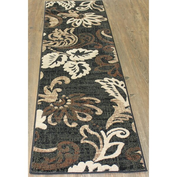 Lifestyle Black Area Rug by Rug Factory Plus