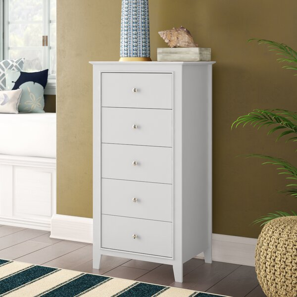 Vidor 5 Drawer Chest by Harriet Bee