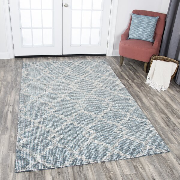 Sorensen Hand-Tufted Gray Area Rug by Laurel Foundry Modern Farmhouse