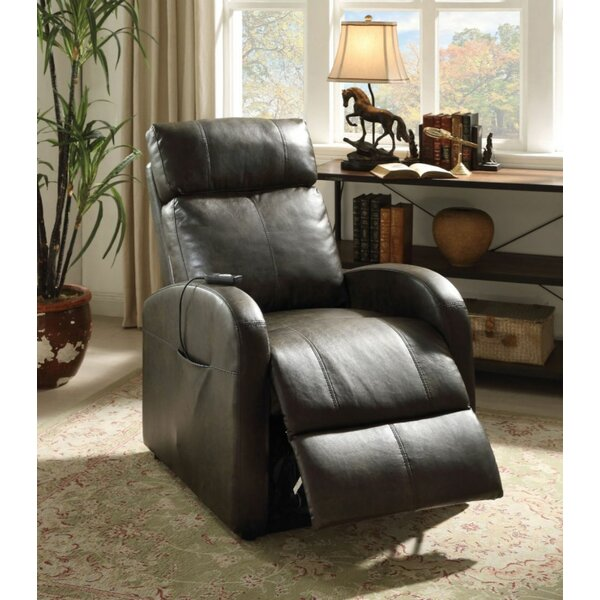 Review Strayer Manual Recliner