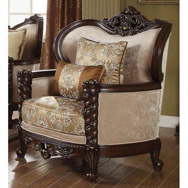 Frederick Wingback Chair by Astoria Grand Astoria Grand