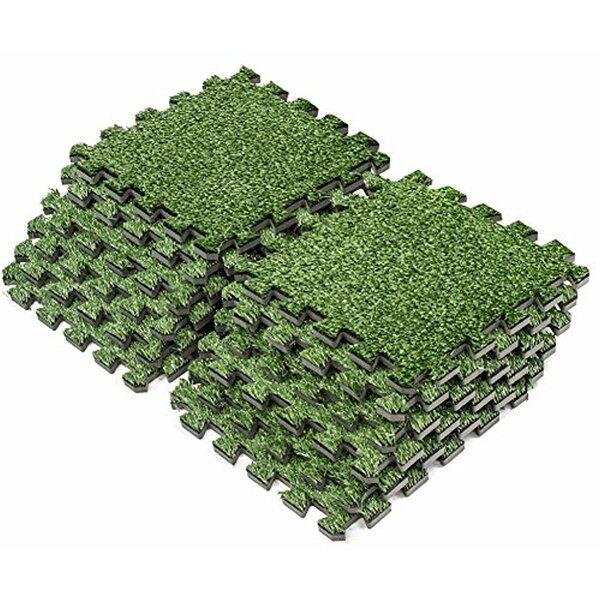 Interlocking Floor Mat (Set of 12) by Sorbus