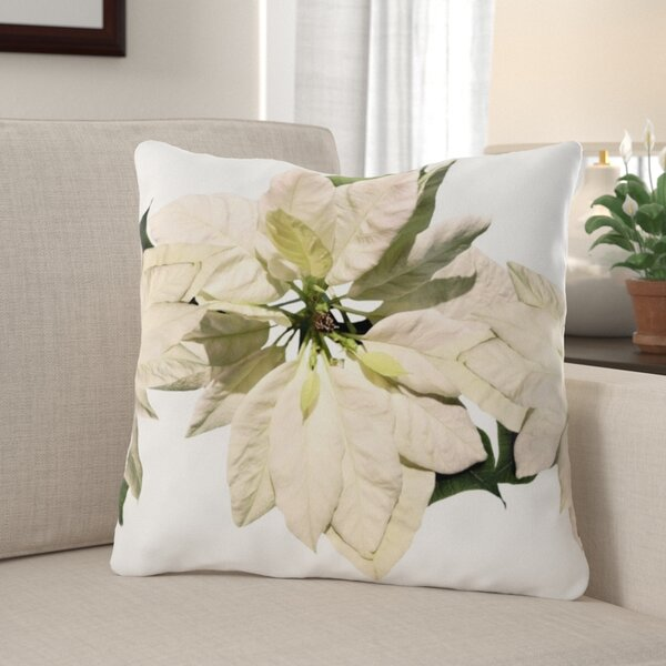 Inola Christmas Indoor/Outdoor Canvas Throw Pillow