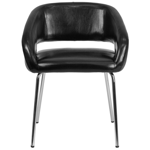 Noyola Contemporary Guest Chair by Orren Ellis