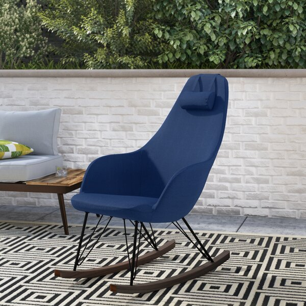 Mellinger Rocking Chair By Mack & Milo