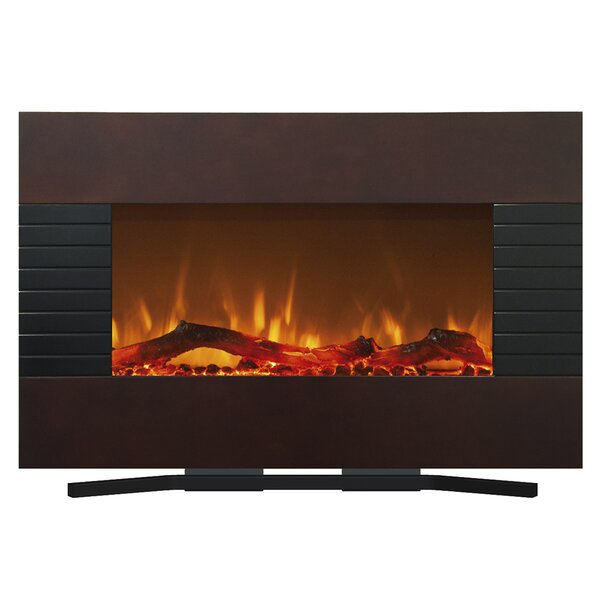 Review Prosper Wall Mounted Electric Fireplace