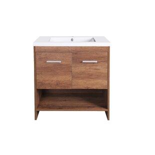 Kirby 30 Single Bathroom Vanity Set ByUnion Rustic