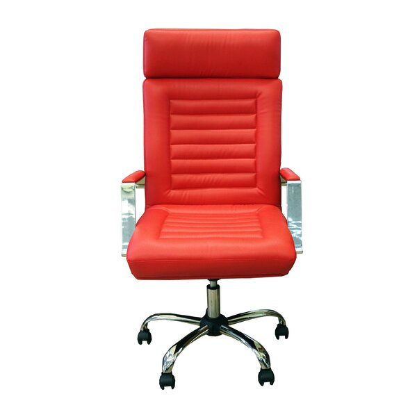 Leather Executive Chair by Winport Industries