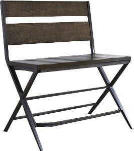 Brookside 24 Double Bar Stool by Trent Austin Design