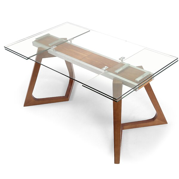 Cresskill Extendable Dining Table by George Oliver
