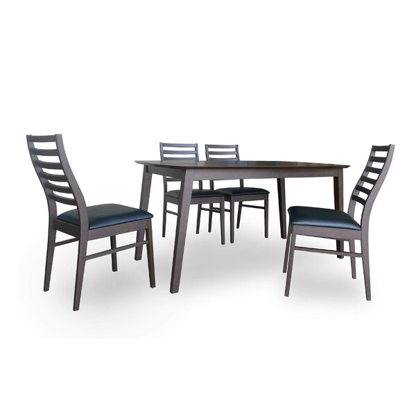 5 Piece Dining Set by New Spec Inc