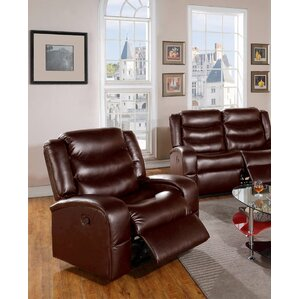 Eden Manual Recliner by Wildon Home ?