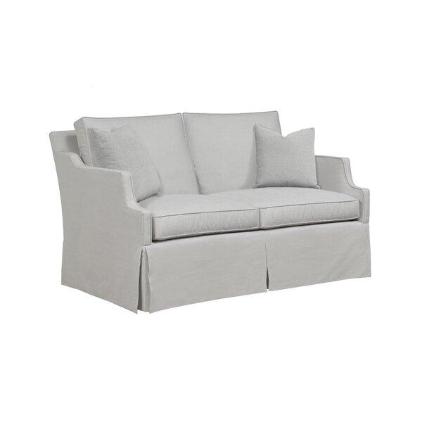 Warrington Loveseat By Duralee Furniture Best Design