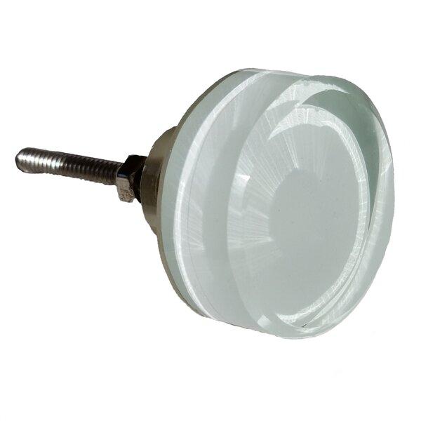 Cabinet Round Knob (Set of 10) by GlideRite Hardware