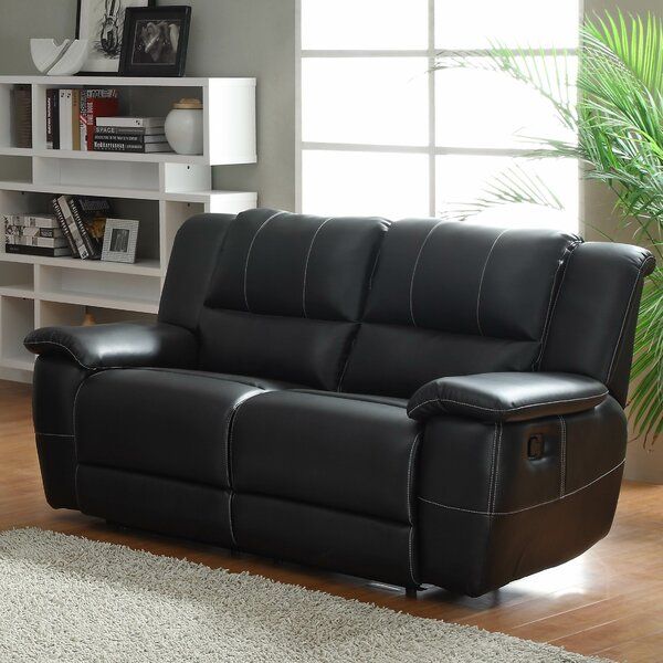 Trivette Double Reclining Loveseat by Latitude Run