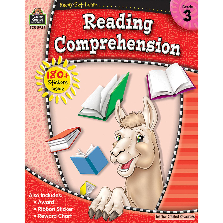 - Teacher Created Resources Reading Comprehension Book Wayfair