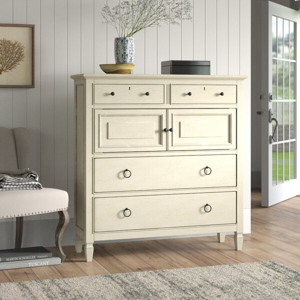 Payton 4 Drawer Chest by Canora Grey
