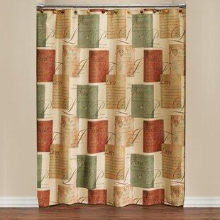 Reviews Calanna Shower Curtain ByRed Barrel Studio