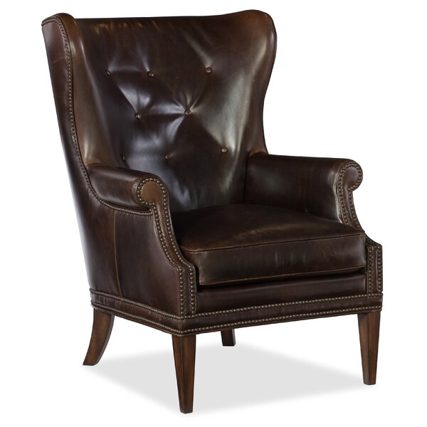 Review Maya Wingback Chair