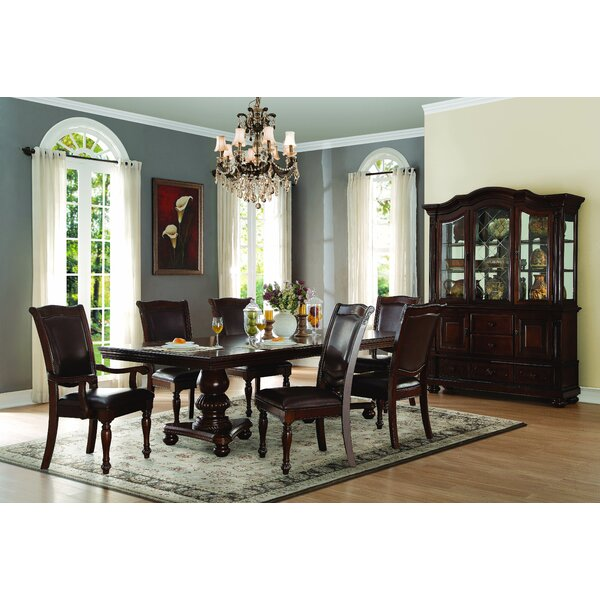 Elford Extendable Dining Table by Astoria Grand