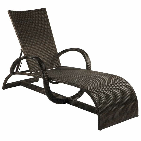 Halo Reclining Chaise Lounge By Summer Classics