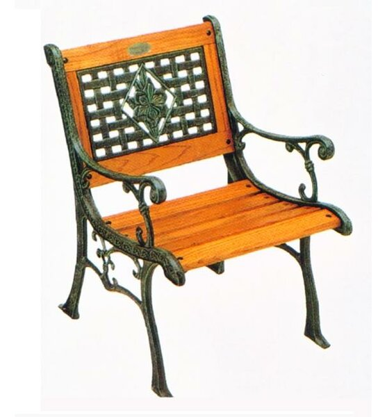 Lexington Stacking Patio Dining Chair by DC America