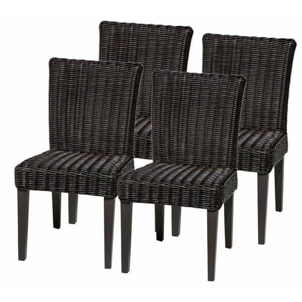 Venice Patio Dining Chair (Set of 4) by TK Classics