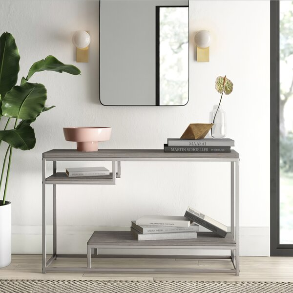 Desi Console Table by Mercury Row