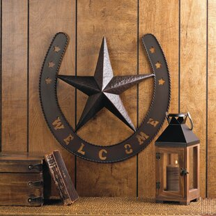 Elegant Western Star Wall Décor