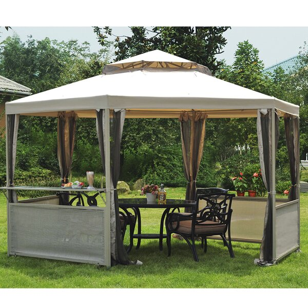 Replacement Canopy for Gardenview Gazebo by Sunjoy