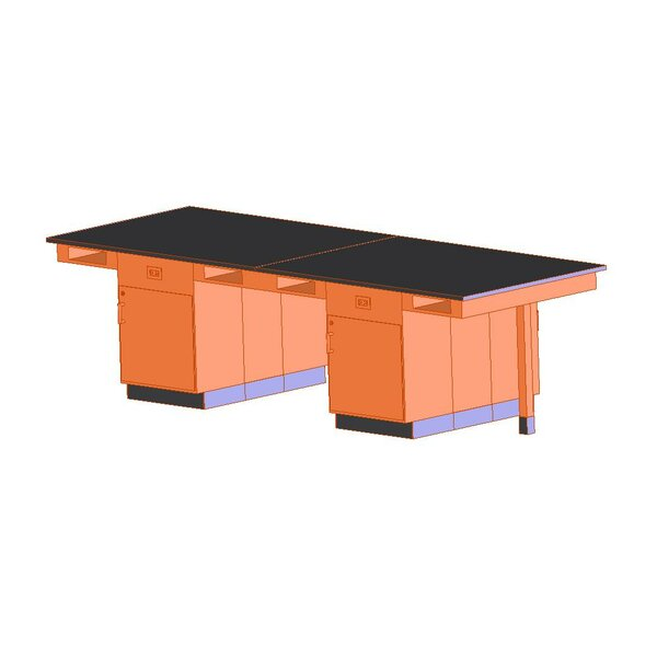 Workstation by Diversified Woodcrafts