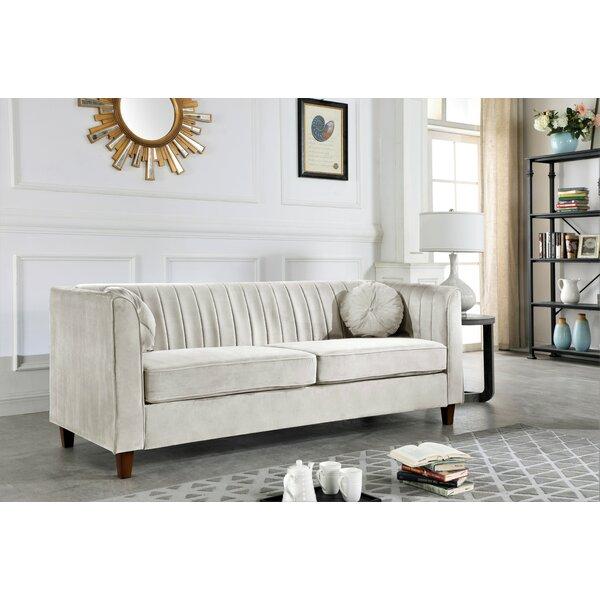 Arvilla Chesterfield Sofa by Mercer41 Mercer41