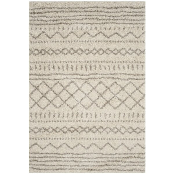 Elbridge Beige Area Rug by Brayden Studio
