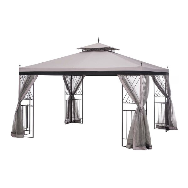 Replacement Canopy for Parlay Gazebo by Sunjoy