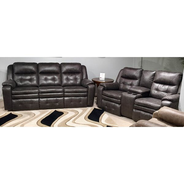 Inspire 2 Piece Reclining Living Room Set by Southern Motion