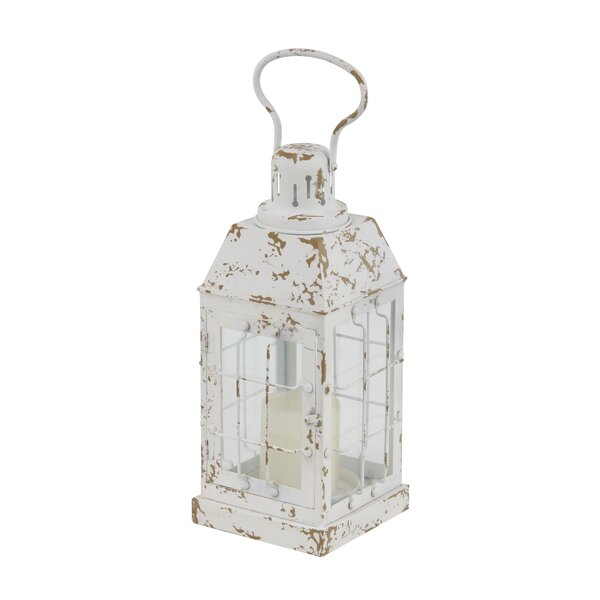 Traditional Window Metal Lantern by Charlton Home