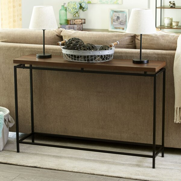 Buy luxury Dunagan 44 Console Table by Wrought Studio